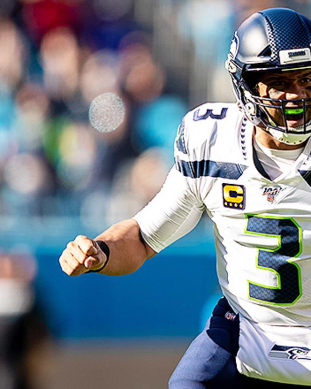 Quarterback Rankings Week 14: Russell Wilson