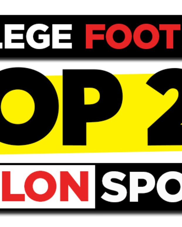 College Football Rankings: Top 25 for 2021