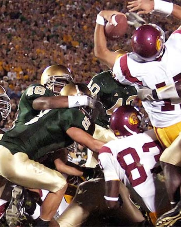 5 Greatest Notre Dame vs. USC College Football Games of All Time