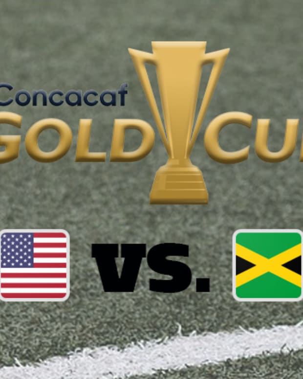 2021 Concacaf Gold Cup: United States vs. Jamaica