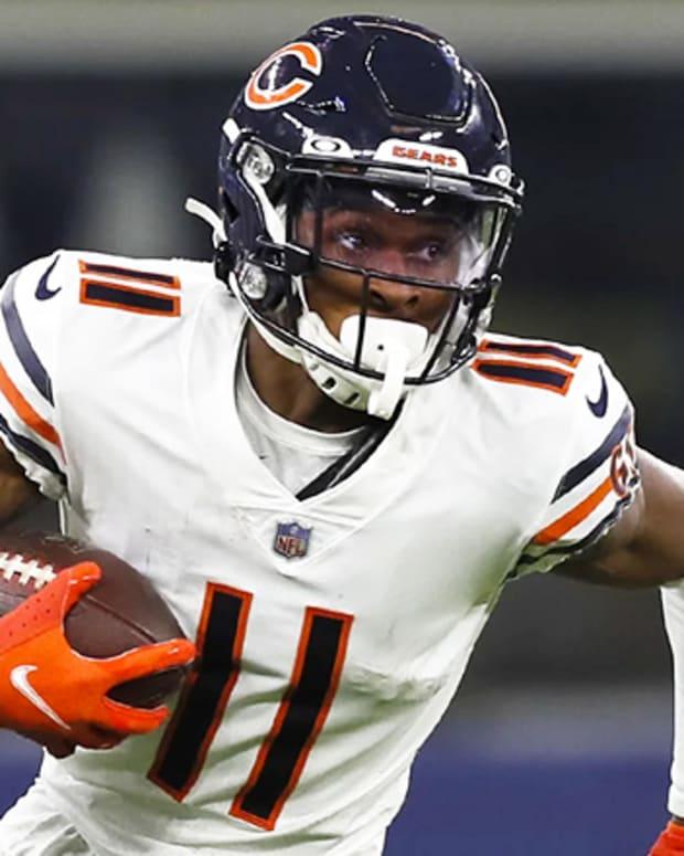 Darnell Mooney, Chicago Bears
