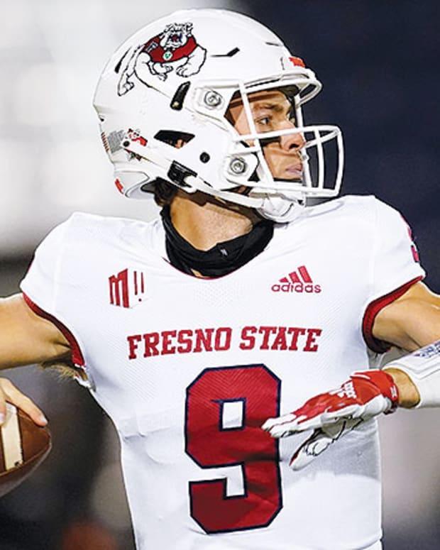 Jake Haener, Fresno State Bulldogs Football