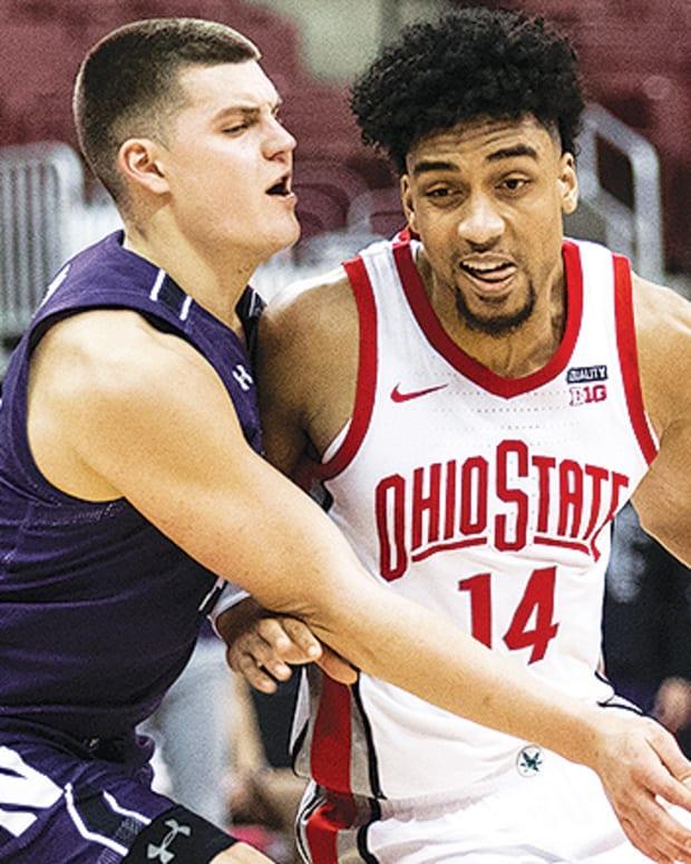 Justice Sueing, Ohio State Buckeyes Basketball
