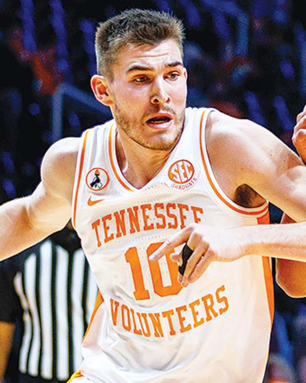 John Fulkerson, Tennessee Volunteers Basketball