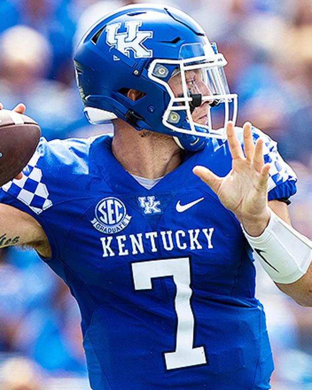 Will Levis, Kentucky Wildcats Football