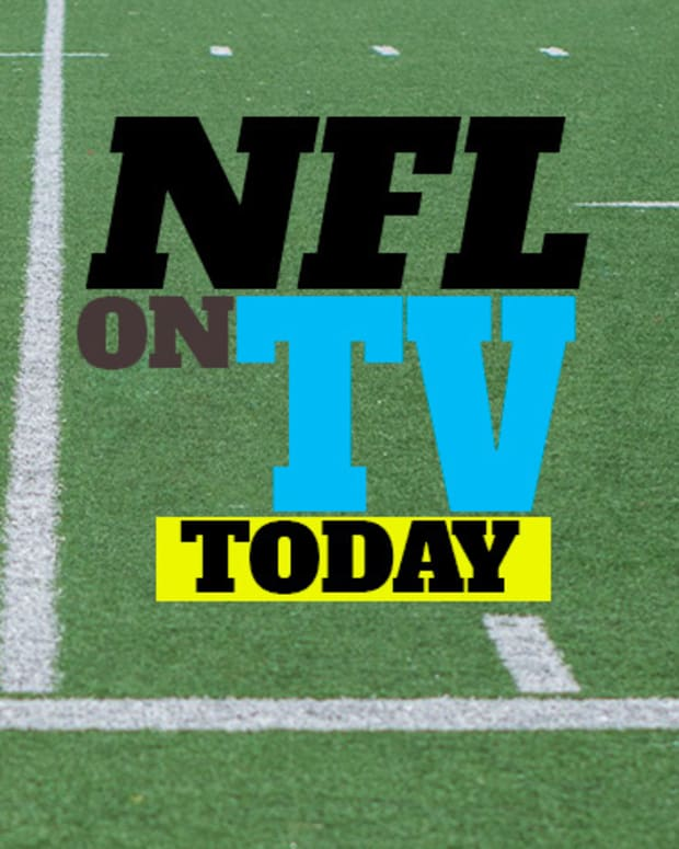 NFL on TV Today