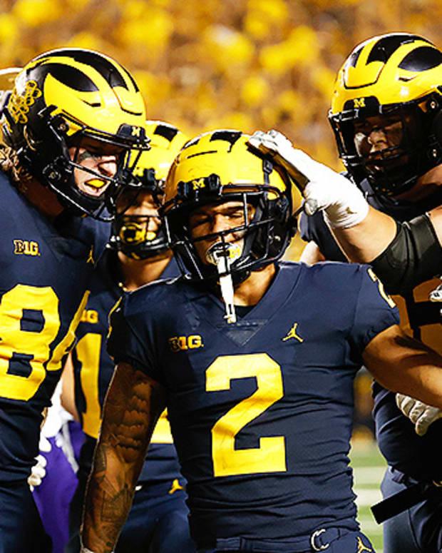 Blake Corum, Michigan Wolverines Football