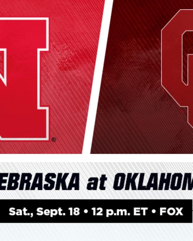 Nebraska Cornhuskers vs. Oklahoma Sooners Prediction and Preview