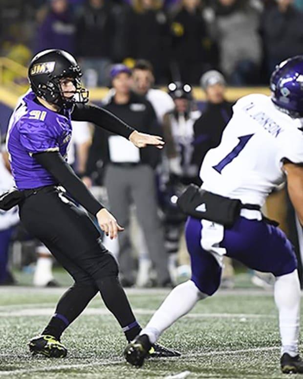 Ethan Ratke, James Madison Dukes Football