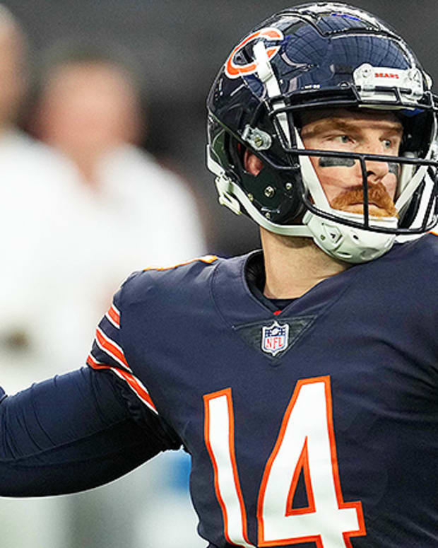 Andy Dalton, Chicago Bears