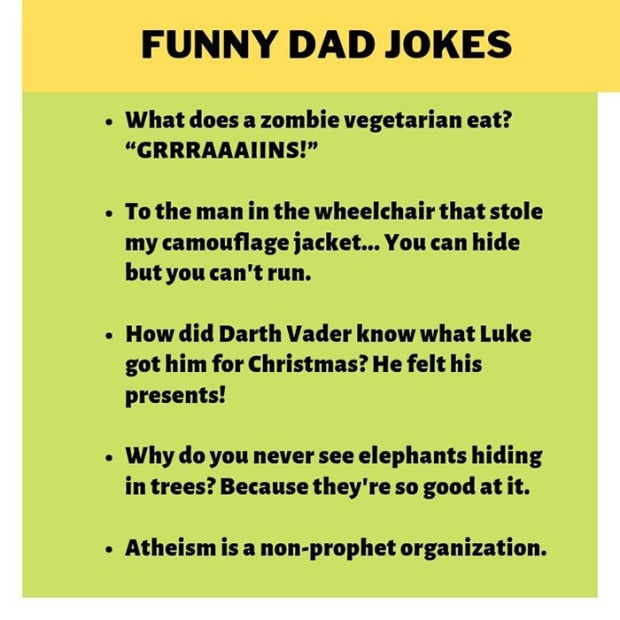 Top 20 jokes of all time