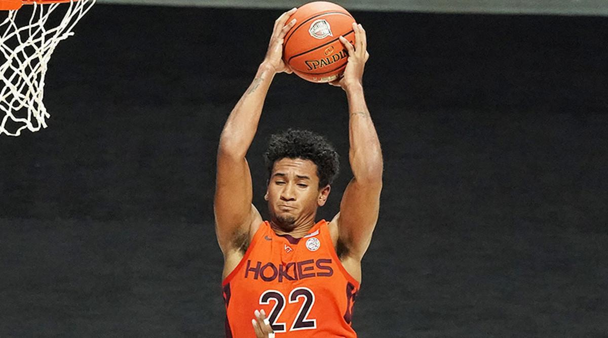 Keve Aluma, Virginia Tech Hokies Basketball