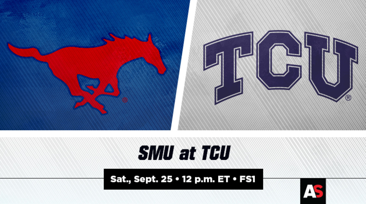 SMU Mustangs vs. TCU Horned Frogs Prediction and Preview