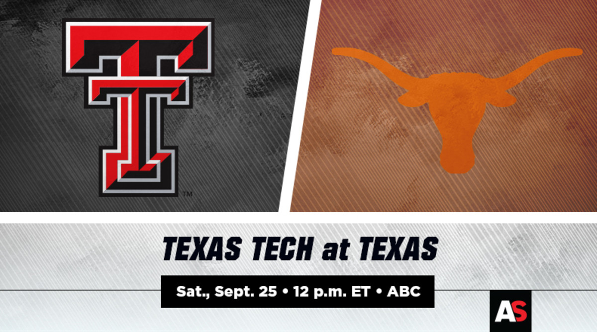 Texas Tech Red Raiders vs. Texas Longhorns Prediction and Preview