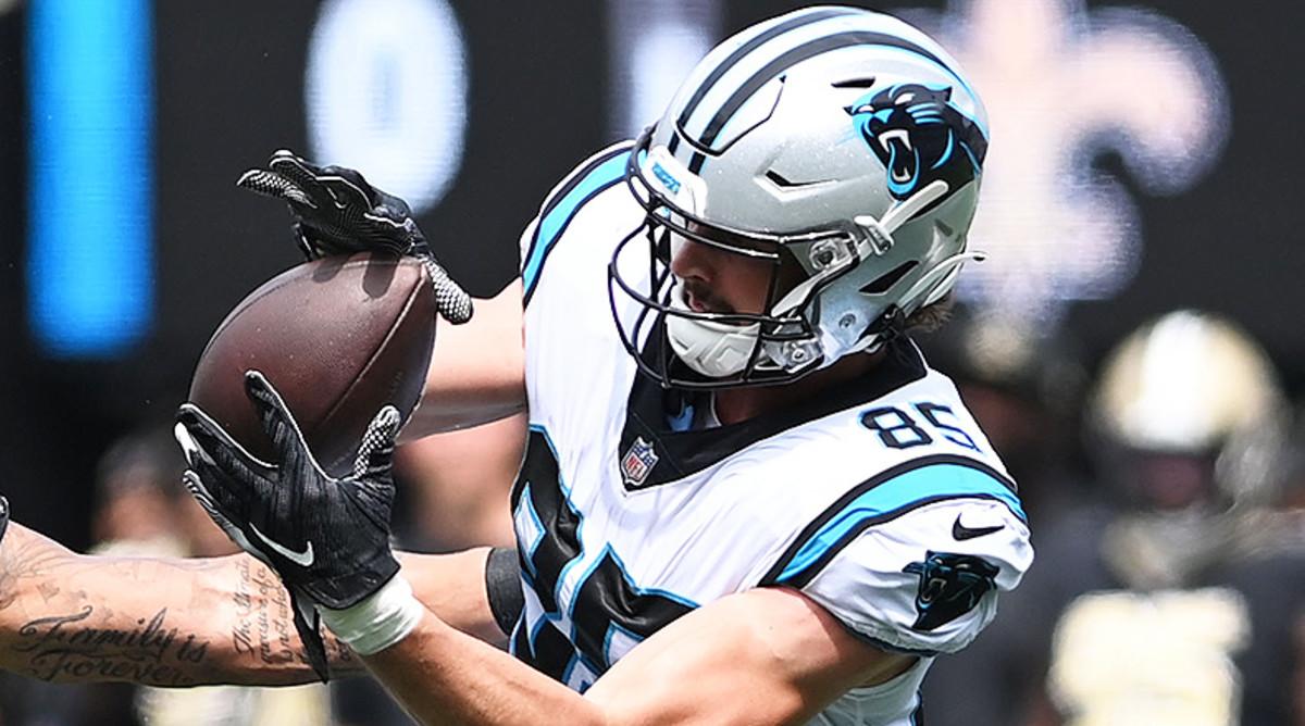 Dan Arnold, Carolina Panthers