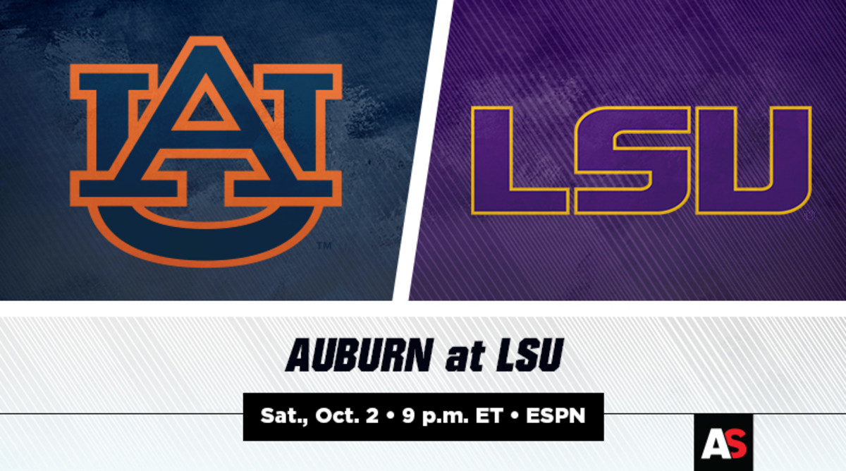 Auburn Tigers vs. LSU Tigers Football Prediction and Preview