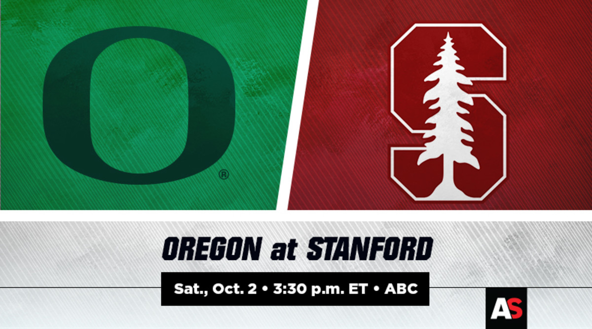 Oregon Ducks vs. Stanford Cardinal Football Prediction and Preview
