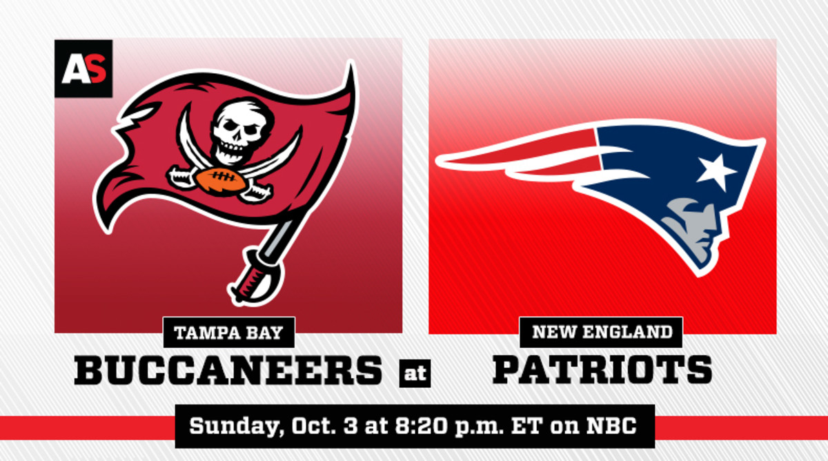 Sunday Night Football: Tampa Bay Buccaneers vs. New England Patriots Prediction and Preview