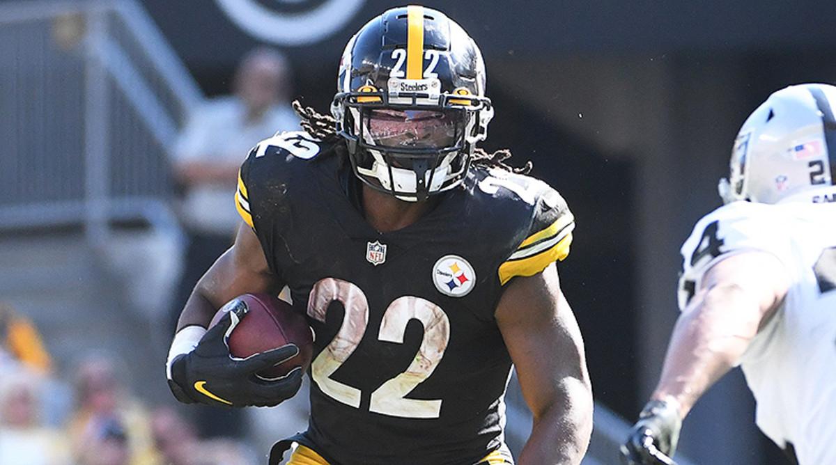 Najee Harris, Pittsburgh Steelers