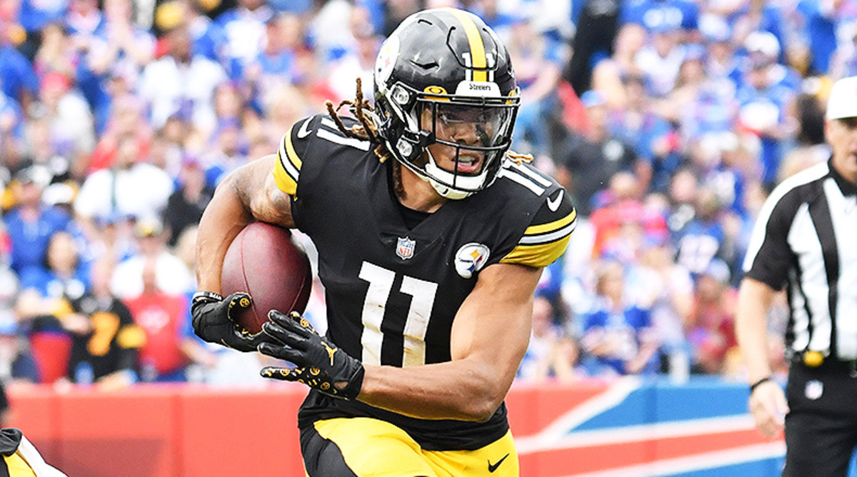 Chase Claypool, Pittsburgh Steelers