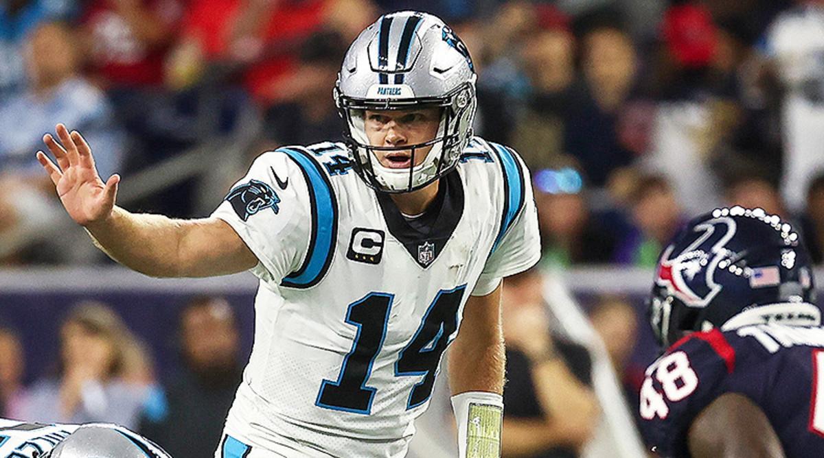 Sam Darnold, Carolina Panthers