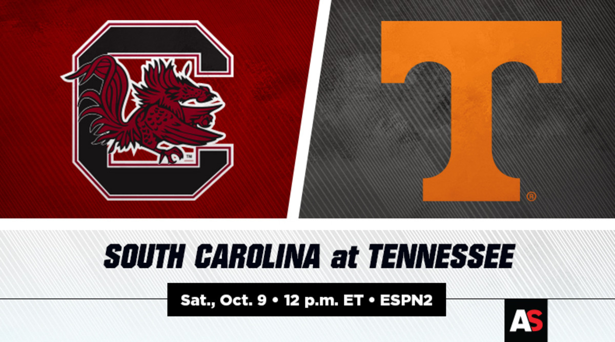 South Carolina Gamecocks vs. Tennessee Volunteers Football Prediction and Preview