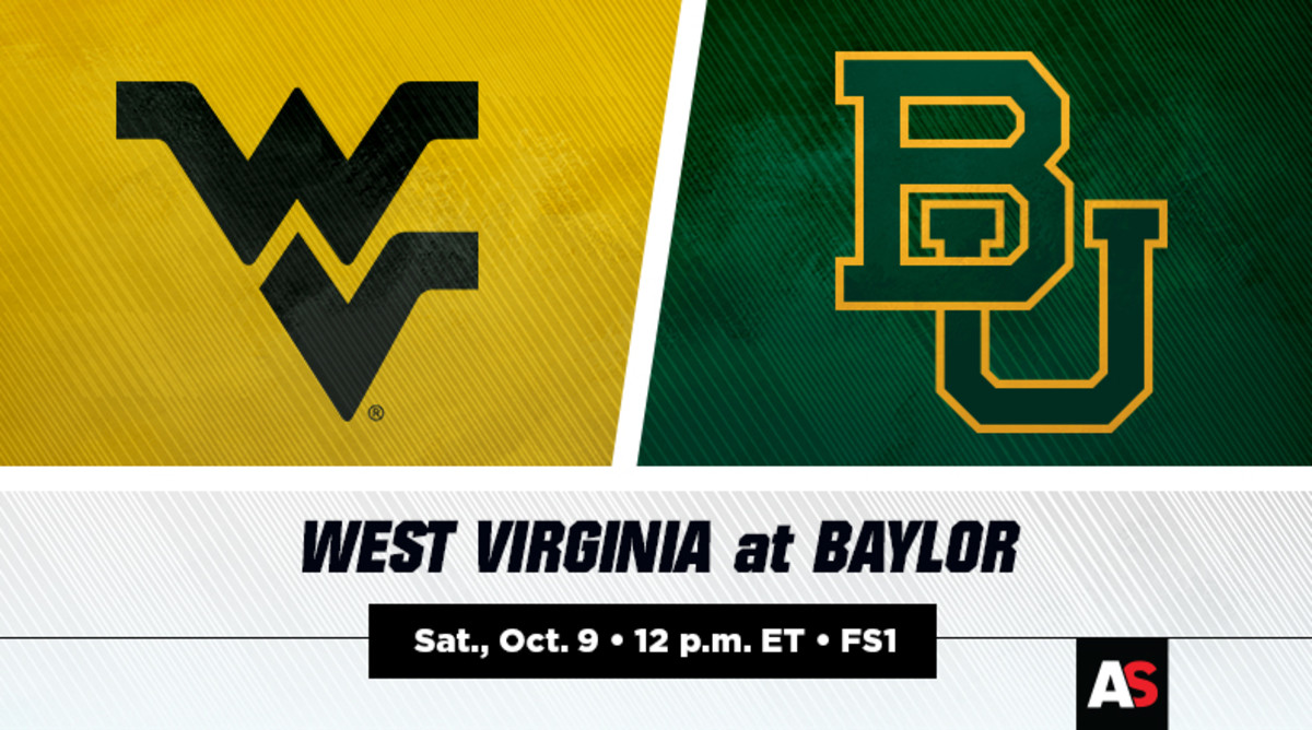 West Virginia Mountaineers vs. Baylor Bears Football Prediction and Preview