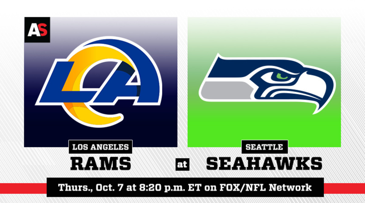 Thursday Night Football: Los Angeles Rams vs. Seattle Seahawks Prediction and Preview