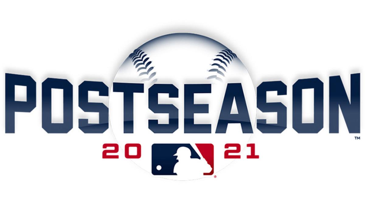 2021 MLB Postseason logo