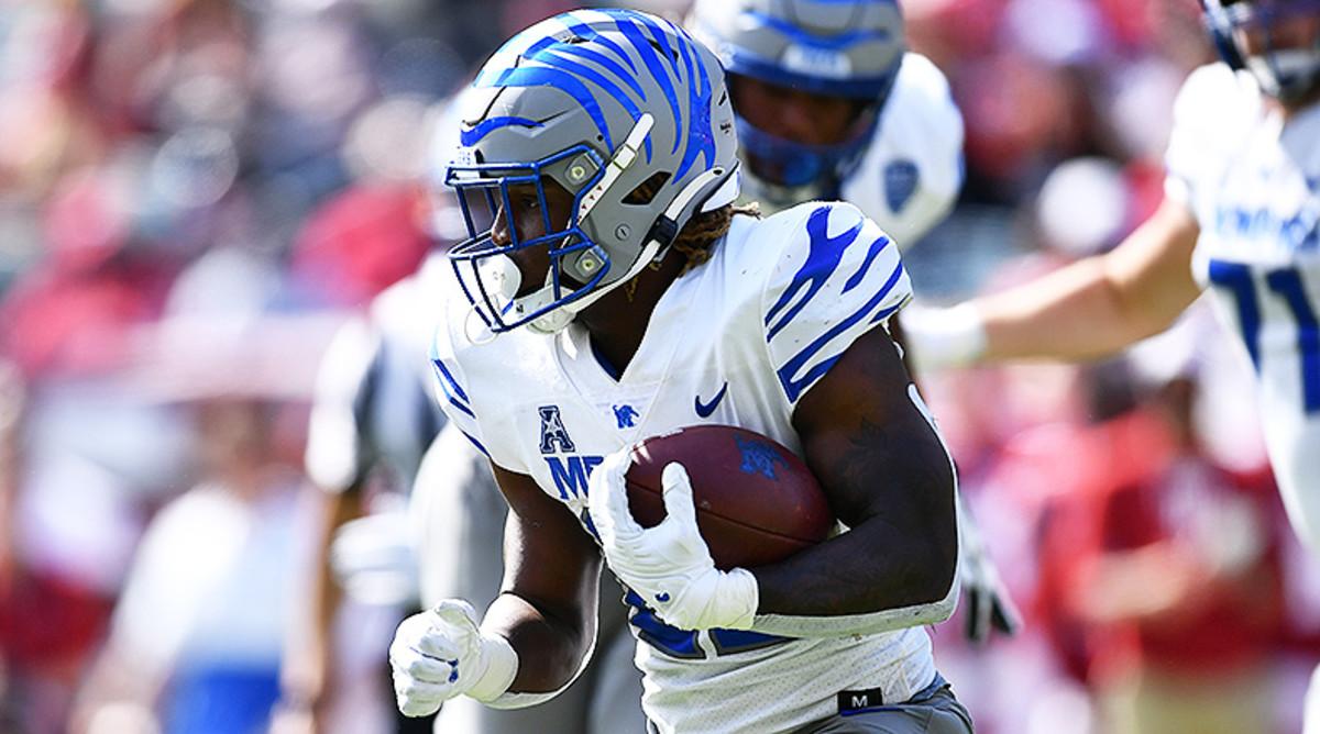 Brandon Thomas, Memphis Tigers Football