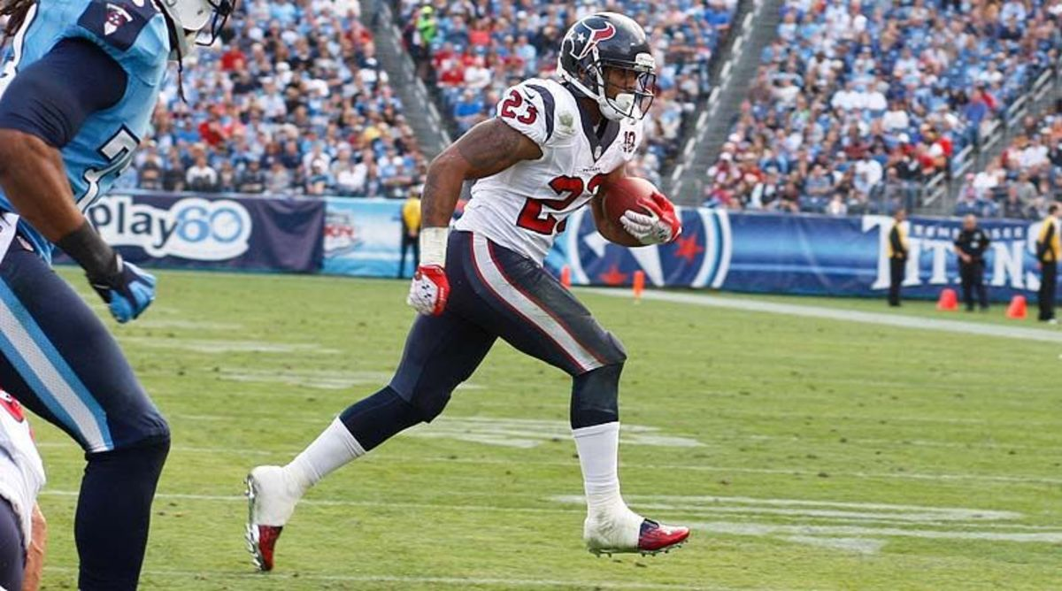 Can fantasy football owners trust Arian Foster in 2013?