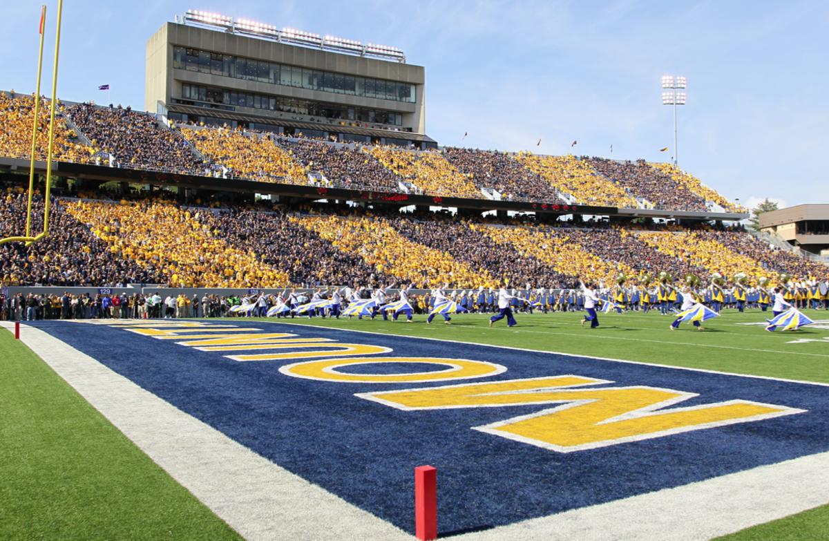 West Virginia Stadium