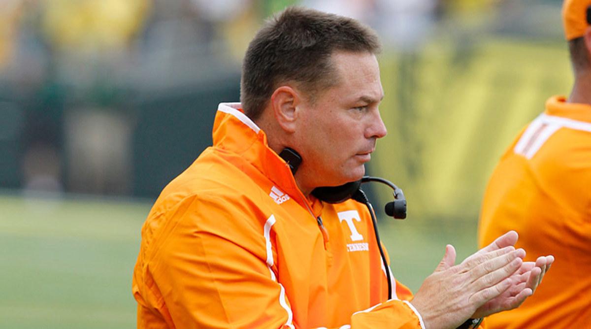 Butch Jones