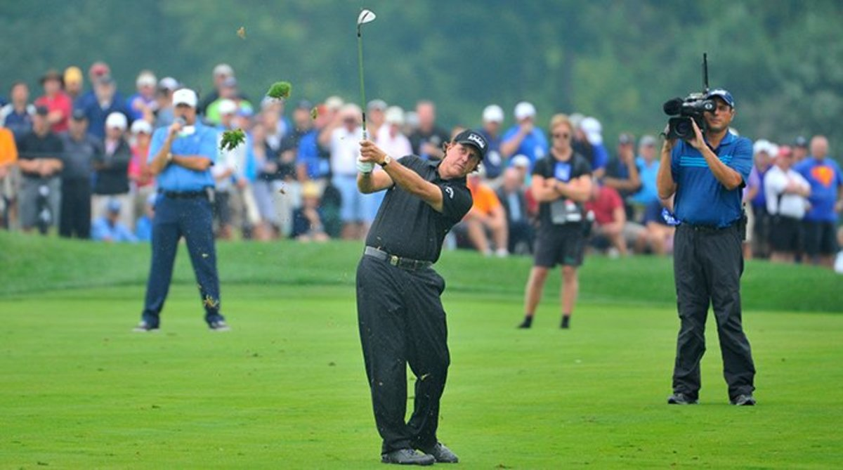 Phil Mickelson: Greatest Golfers of All Time
