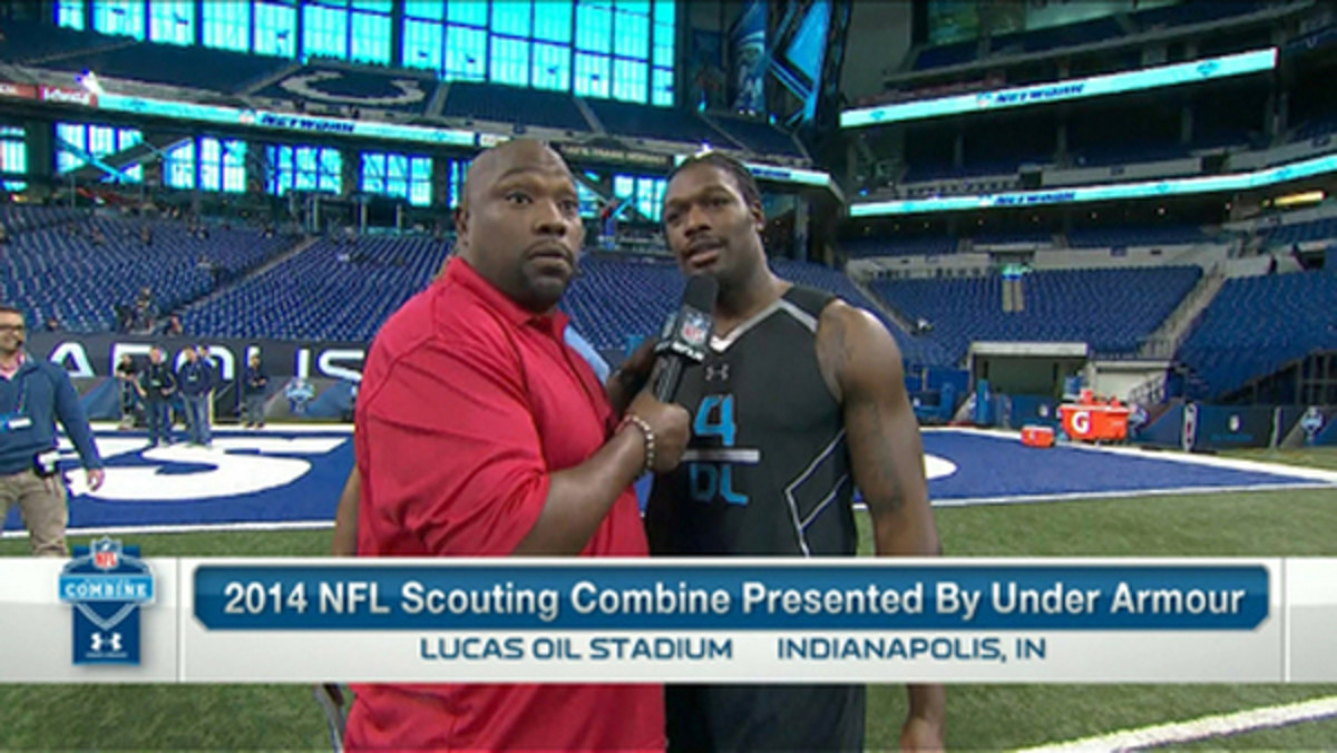 Craziest Moments from the 2014 NFL Scouting Combine