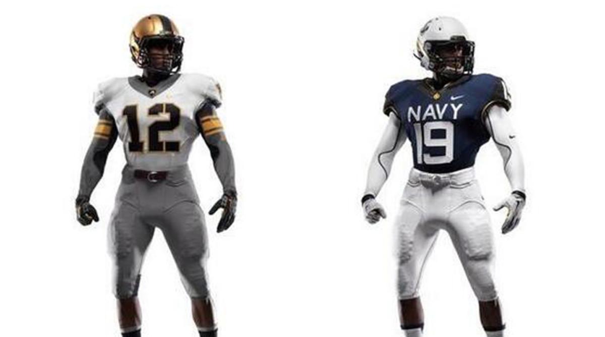 Navy Army uniforms
