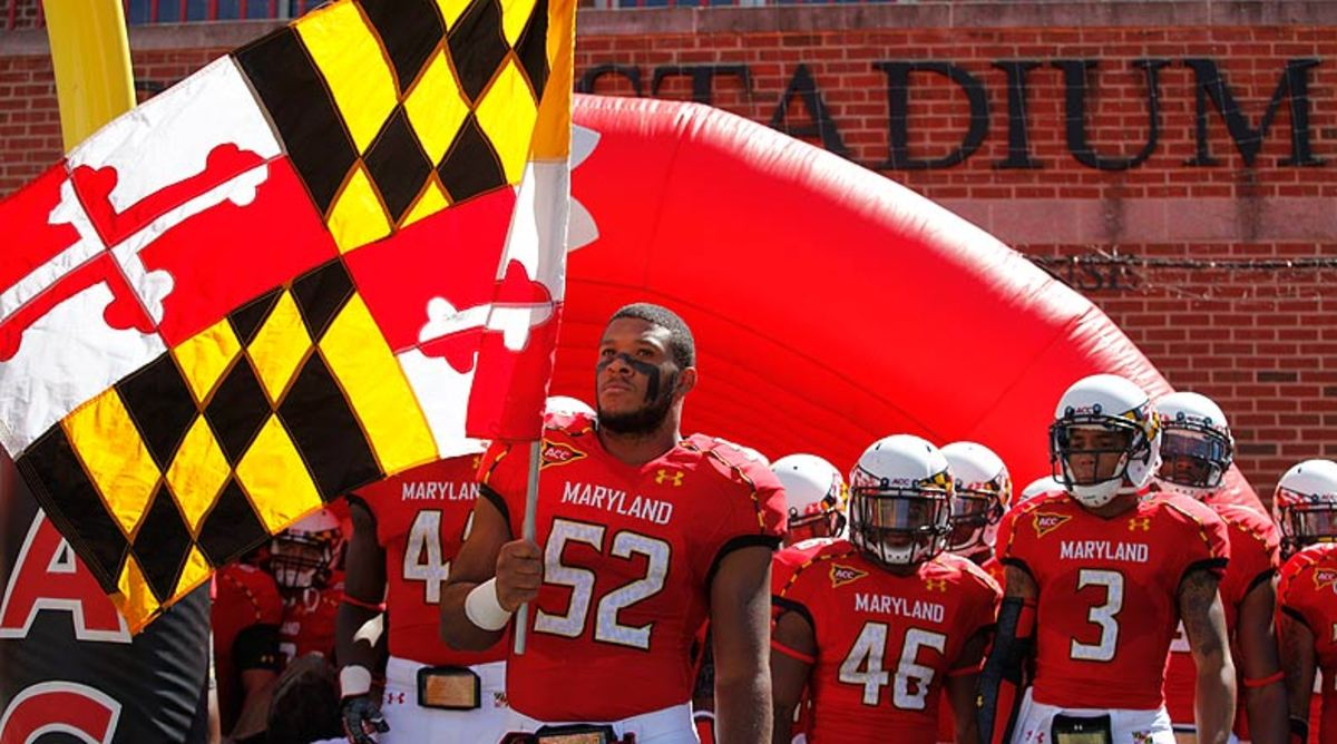 Maryland Terrapins team
