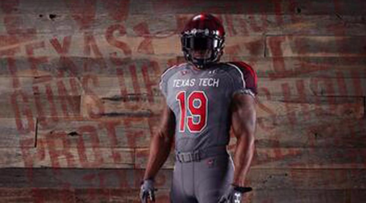Texas Tech alternate