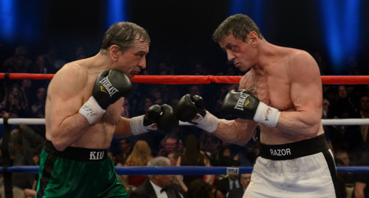 Grudge Match photo by Ben Rothstein, courtesy of Warner Bros. Pictures