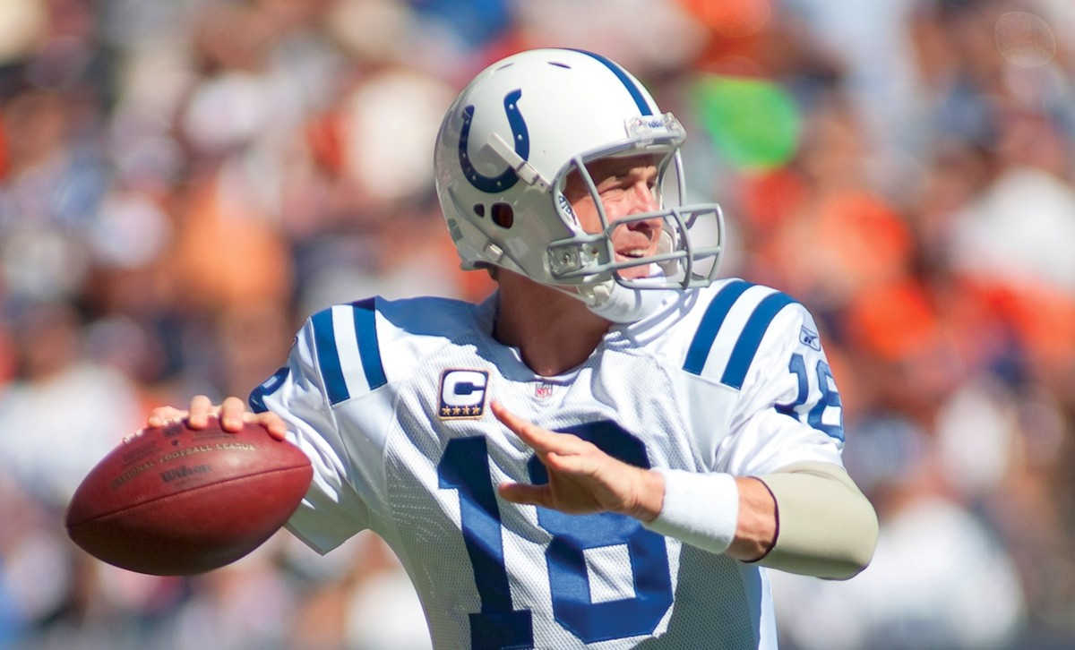 Should the Colts Have Kept Peyton Manning?