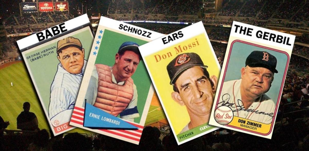 50 Best Baseball Nicknames Ever