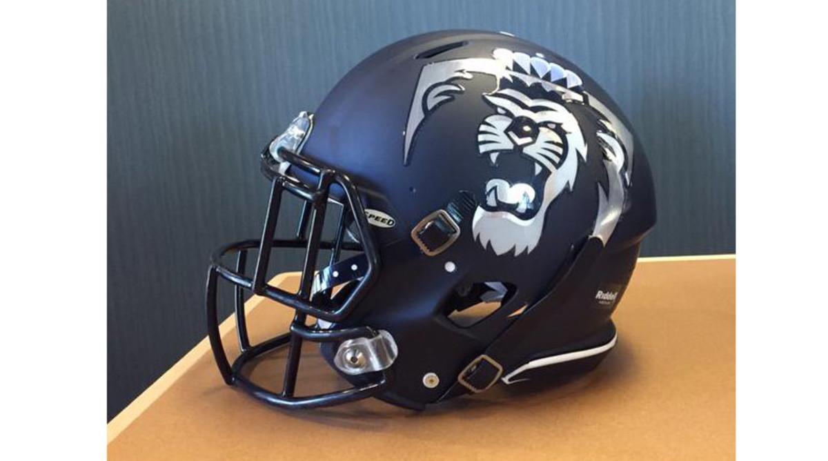 Old Dominion alternate helmet