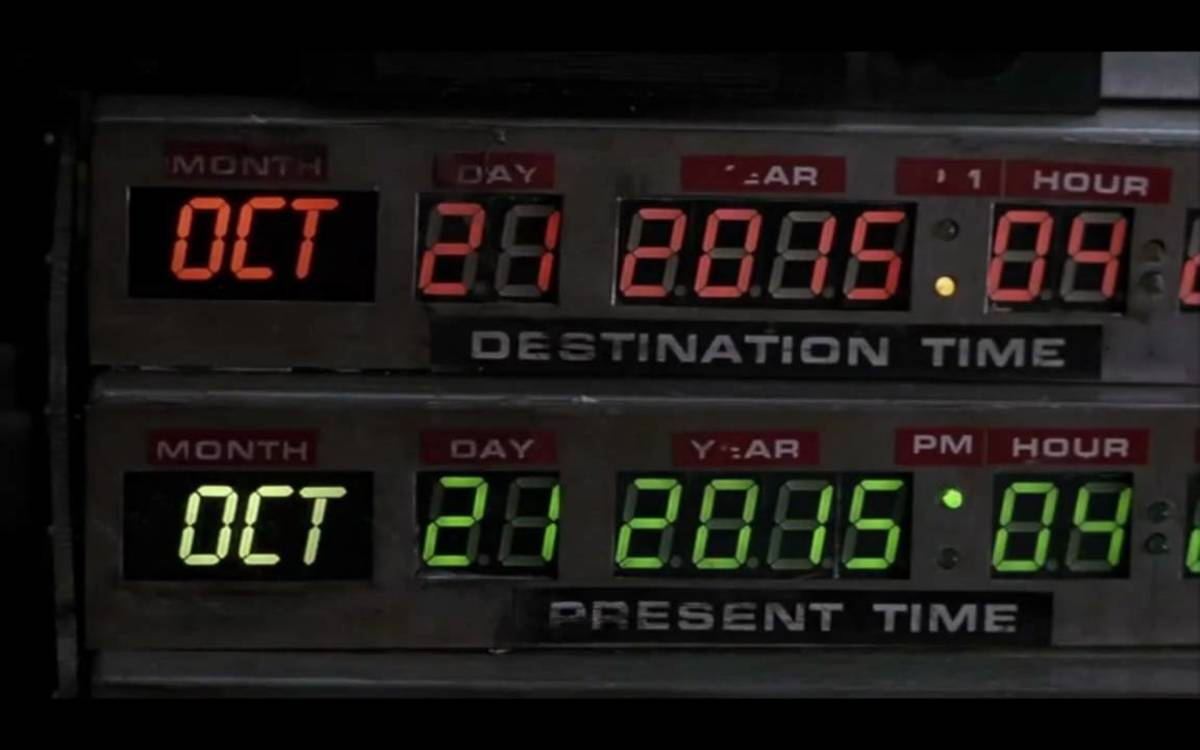 Back to the Future Part II predictions