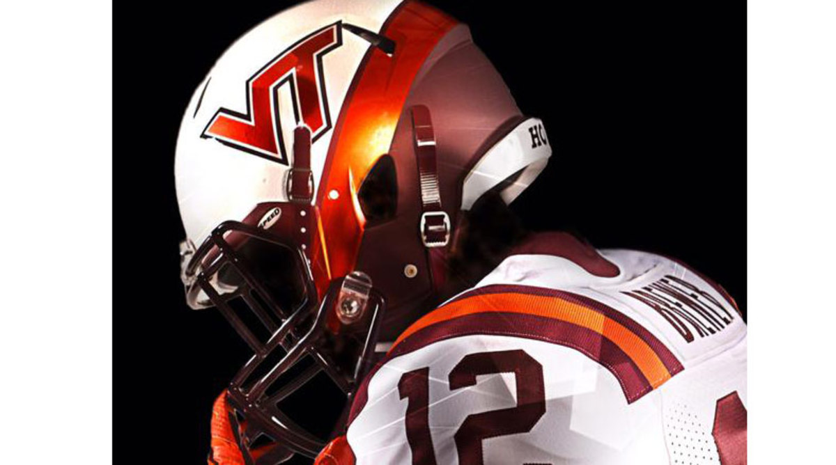 Virginia Tech Hokies alternate