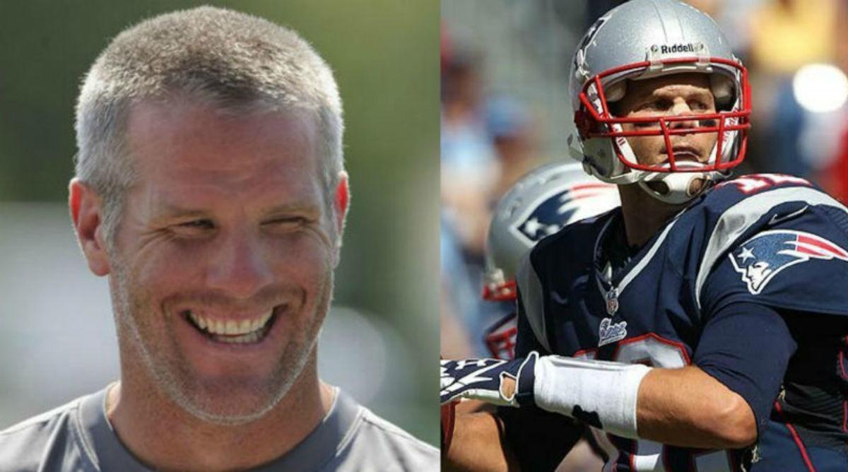 Brett Favre Says Tom Brady Wasn't Cheating