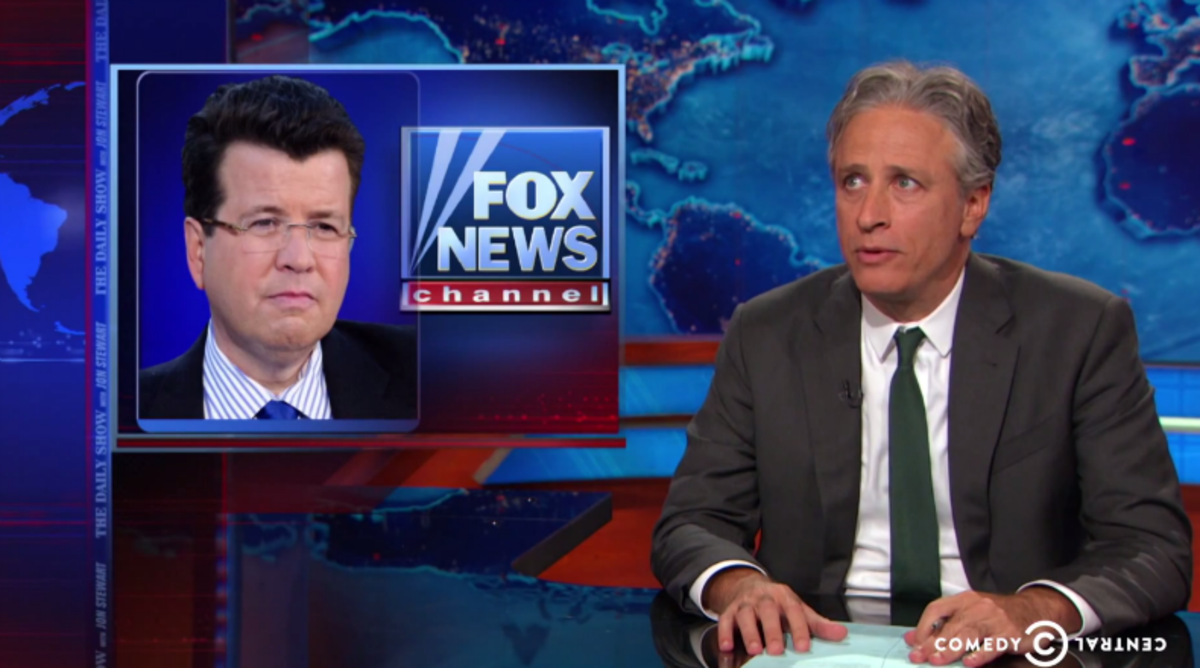 Jon Stewarts Goes After Media Over Caitlyn Jenner Reaction