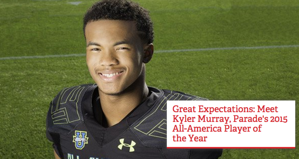 Kyler Murray