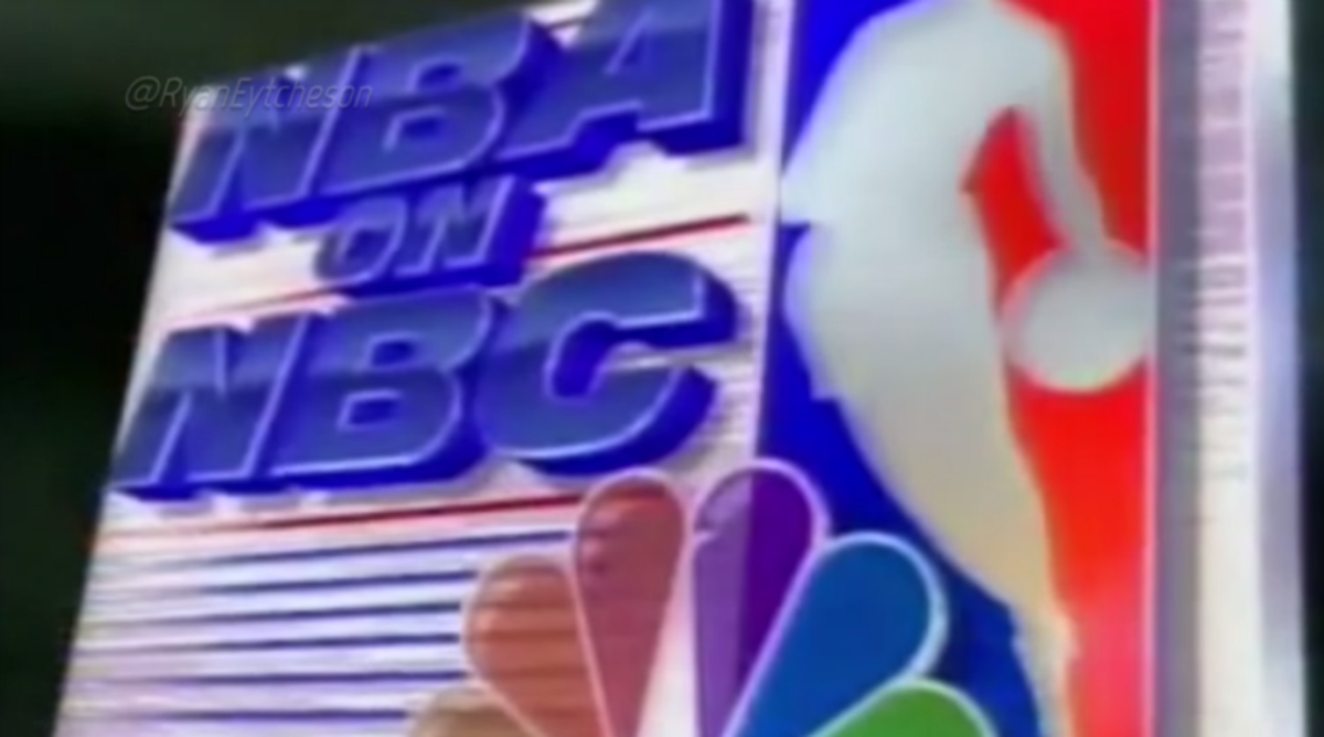 Fan Creates Amazing 'NBA on NBC' Finals Preview