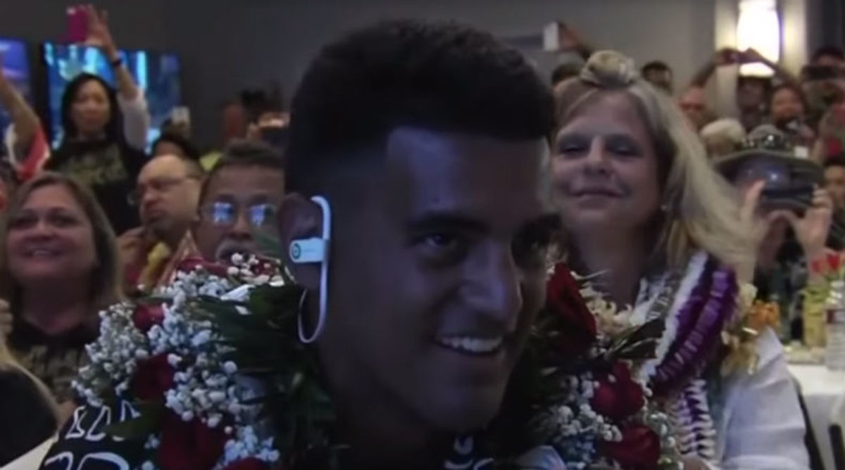 Roger Goodell Apologizes to Marcus Mariota For Butchering His Name