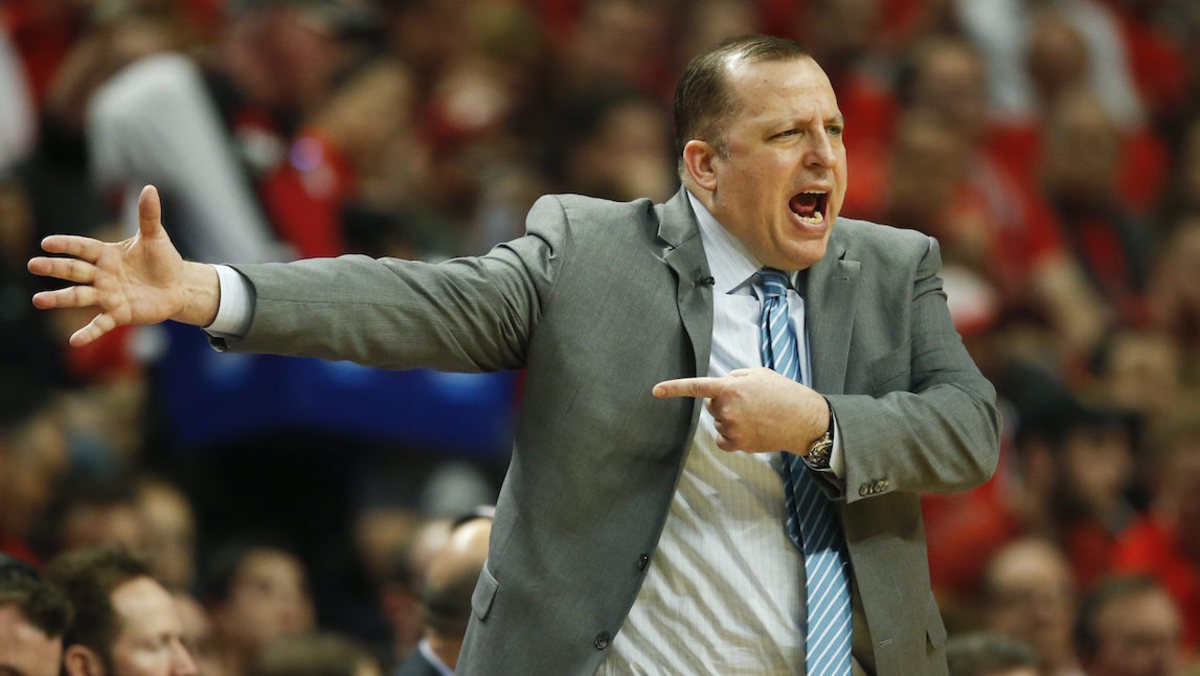 Bulls coach likely on his way out